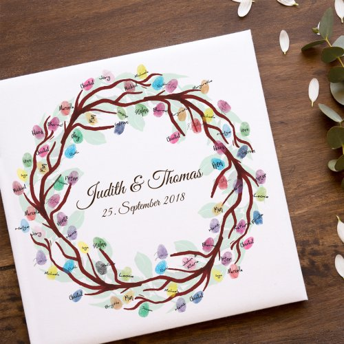 Guestbooks canvas