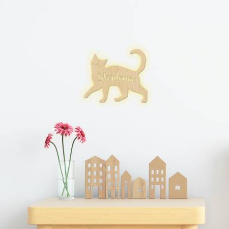 Wandlampe Kitty